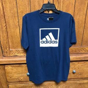 Navy Blue Adidas Tshirt